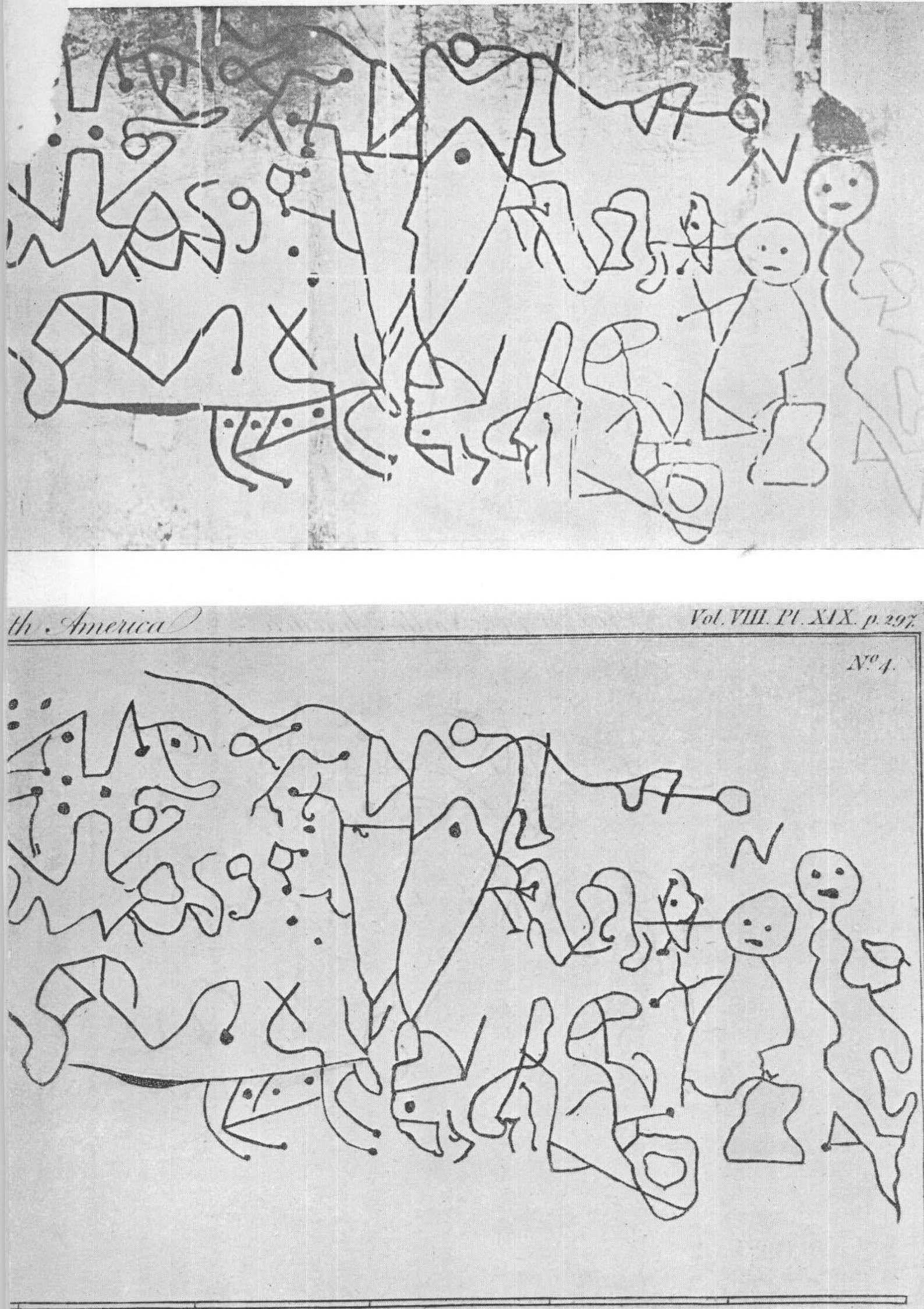 LORTu0027S REPRODUCTION OF SEWALLu0027S DRAWING, 1768