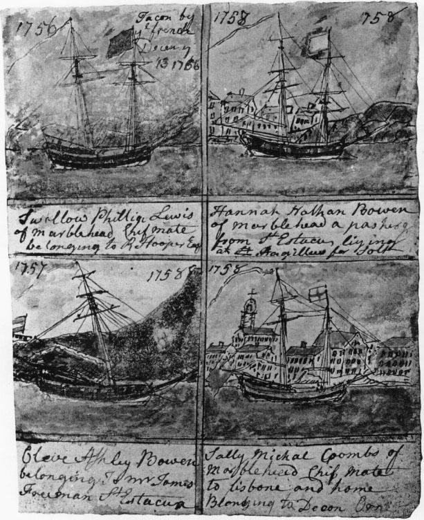 All the seamen at sea - 1 part 3