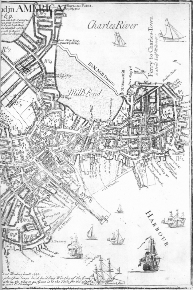 Boston by Bostonians: The Printed Plans and Views of the
