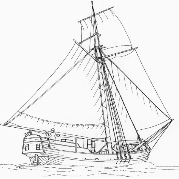 Vessel Types Of Colonial Massachusetts