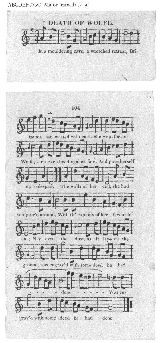 Broadsides and Their Music in Colonial America - Colonial Society ...