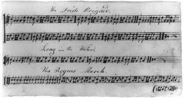 Epilogue to Secular Music in Early Massachusetts - Colonial