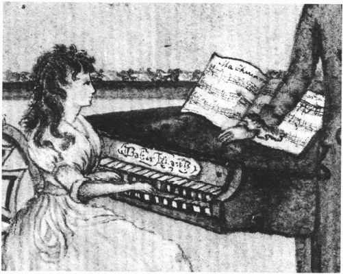 Epilogue to Secular Music in Early Massachusetts - Colonial Society