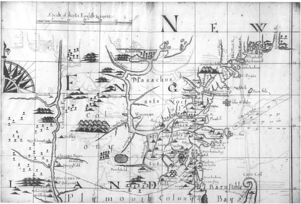 William Hack and the Description of New England - Colonial Society