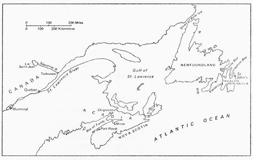 European Beginnings in the Northwest Atlantic: A Comparative