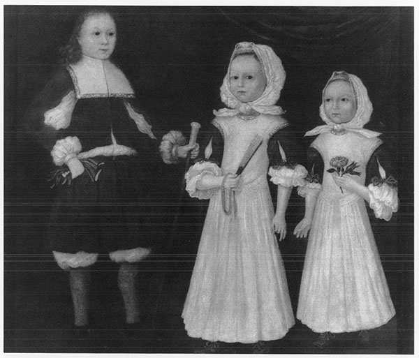 Baby Names: Fads and Fashions from the Puritans to the Present