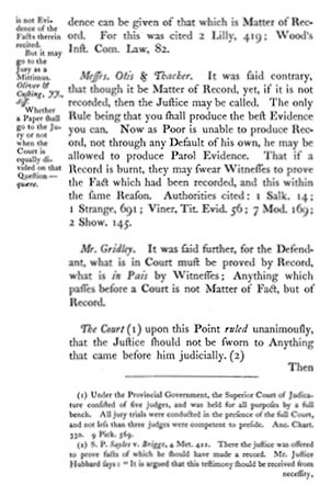 Celebrated Trials, and Remarkable Cases of Criminal Jurisprudence, Vol.</br>[Four lines of quotations]. Vol. 1 of 3. Boston . Earliest Christian . Oxford University Press, 1840. Reprint of 1742 edition. 440 pp. This work .. (1978) (fees for court-appointed counsel in indigent criminal cases . For the classic statement of the . Max Farrand, ed., Vol. 1, RECORDS OF .Alexis de Toqueville - Democracy in America Vol . Alexis de Toqueville - Democracy in America Vol. 1. . studying the earliest historical and legislative records .Commonwealth Records. . Celebrated Criminal Trials in Scotland 1536 to 1784 . . From The Time Of Its Discovery Till The Union Year 1840-1841, Vol. 1 .. treatise <a href=