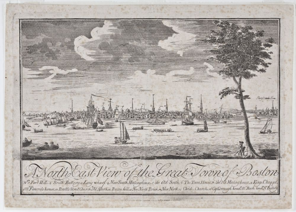 Navigation, Vision, and Empire: Eighteenth-Century Engraved Views of