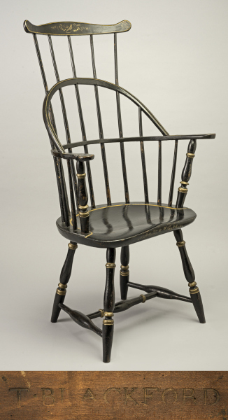 Tremendous Windsor Furniture Making In Boston A Late But Innovative Beatyapartments Chair Design Images Beatyapartmentscom