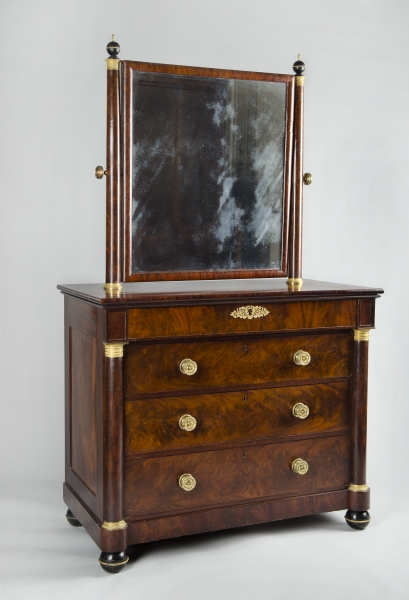 Inlaid Sheraton Wine Cooler Cellaret Good Taste Self-Conscious Fine Early 19th C Other