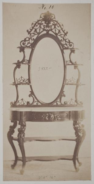 Smart Set Of 8 Original Antique English Dark Oak Chapel Chairs Dating From Around 1874 1800-1899